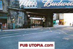 The Empire Bar in Glasgow picture
