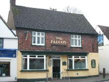The Falcon in St Albans picture