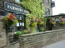 The Farmers Arms in Holmfirth picture