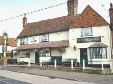 The Green Man in Bishops Stortford picture