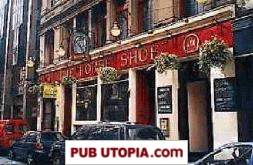 The Horseshoe Bar in Glasgow picture