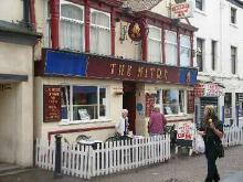 The Mitre Hotel in Blackpool picture