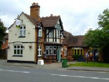 The Wharf Inn in Southam picture