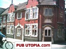 The White Hart Inn in Wolverhampton picture