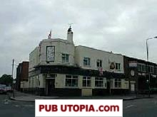White Lion Public House in Nottingham picture