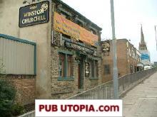 Winston Churchill in Bradford picture