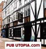 The Old Bell Hotel in Derby picture