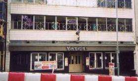 Yates in Brighton picture