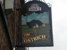 The Ostrich Hotel in Manchester picture
