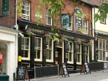 The Gardeners Arms and Murderers Cafe Bar in Norwich picture
