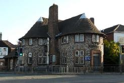 Artichoke Public House in Norwich picture