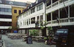 George Inn in London (SE) picture