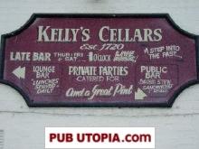 Kellys Cellars in Belfast picture
