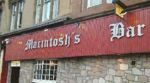 Macintoshs Bar in Glasgow picture