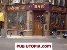 Macsorleys Music Bar in Glasgow picture