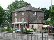 Robin Hood Harvester Restaurant in Newbury picture